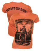 Iron Addiction Cowboy Cerrone Womens Midnight Shirt