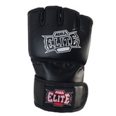 MMA Elite Pro Style MMA Open Palm Gloves