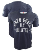 Roots of Fight Renzo Gracie Shirt