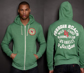 Roots of Fight Freddie Roach Wild Card Hoodie