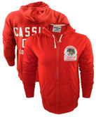 Roots of Fight Cassius Clay Louisville Champ French Terry Hoody1