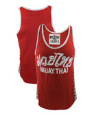 Roots of Fight Muay Thai Triblend Tank Top1