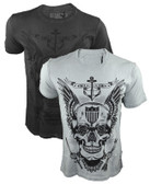 Headrush Anchor Skull Shirt