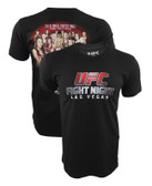 UFC The Ultimate Fighter 20 Las Vegas Fight Night Finale Shirt
