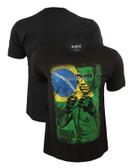 UFC Fabricio Werdum Brazil Flag Shirt