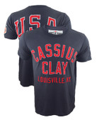 1Roots of Fight Cassius Clay USA Shirt