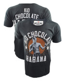 Roots of Fight Kid Chocolate Habana Shirt
