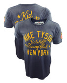 Roots of Fight Mike Tyson Kid Dynamite Sun Fade Shirt