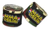 MMA Overload CAMO HandWraps