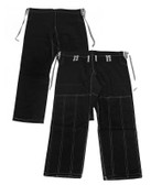 Black BJJ Gi Pants