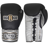 Ringside Ultimate Pro Black Fight Gloves