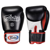 Fairtext Muay Thai BLACK Sparring Gloves