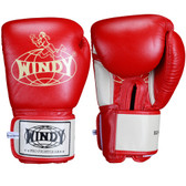 Windy RED Thai Training Gloves