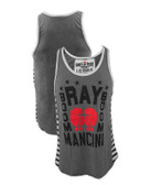 Roots of Fight Ray Mancini Striped Tank Top