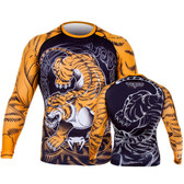 Venum Long Sleeve Tiger Rash guard