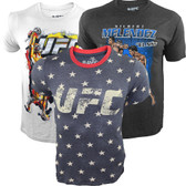 UFC Fight Week T-shirt Bundle