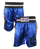 Fairtex Blue Boxing Trunks