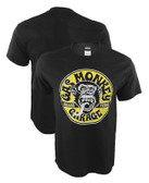 Gas Monkey Garage Logo Circle Shirt