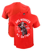 Gas Monkey Garage Monkey Moto Shirt