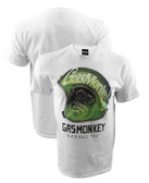 Gas Monkey Garage Monkey Helmet Shirt