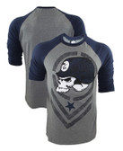 Metal Mulisha Hype Raglan Shirt