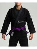 Gameness Feather Gi Black