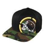 Metal Mulisha Steel Curved Camo Hat