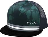 RVCA Barlow Printed Trucker Hat