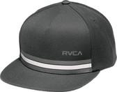 RVCA Barlow Twill Snapback II Hat