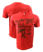 Muhammad Ali Float Like A Butterfly Sting Like A Bee Shirt