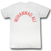 Muhammad Ali Arch Text Shirt