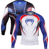 Venum Hero Compression Rash Guard
