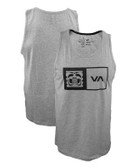 RVCA BJ VA Performance Tank Top