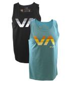 RVCA VA Tribar Tank Top