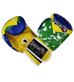 Dragon Do Brazil Boxing Gloves