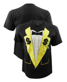 "WWE Ted DiBiase ""Money Dollar Tuxedo"" Shirt"