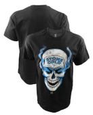 WWE Stone Cold Steve Austin Smoking Skull Shirt