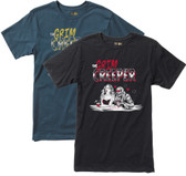 RVCA Grim Creeper Shirt