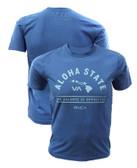 RVCA Boys Aloha State Shirt