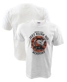 Bruce Lee Jeet Kune Do Academy Shirt
