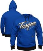 Torque Blue Zircon Hoodie