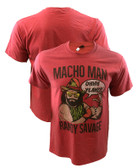 "Macho Man Randy Savage ""Oh Yeah"" Shirt"