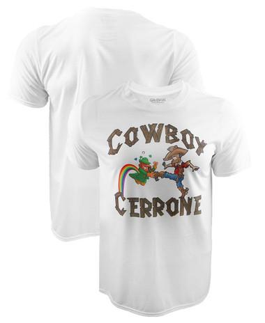 Cowboy Cerrone Kickin It Shirt