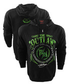 Panic Switch Kurt Busch Outlaw Zip Hoodie