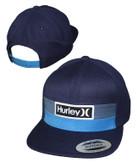 Hurley Flight Classic Snapback Hat