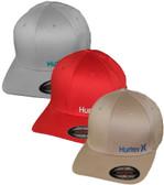 Hurley Corp FlexFit Hat
