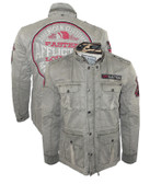 Affliction Black Premium Flash Point Jacket