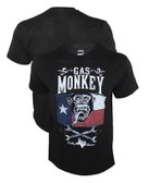 Gas Monkey Garage Lone Star Shirt