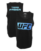 UFC Ultimate Fighter TEAM FABER Tank Top