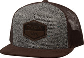 RVCA Laurel 6 Panel Trucker Hat